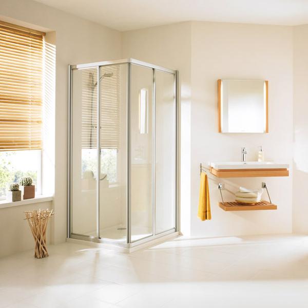 h ppe alpha eckeinstieg 2 teilig gleitt r duschkabine. Black Bedroom Furniture Sets. Home Design Ideas