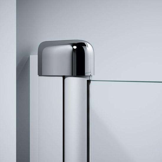 H ppe design elegance schwingfaltt r duschabtrennung for Design versand