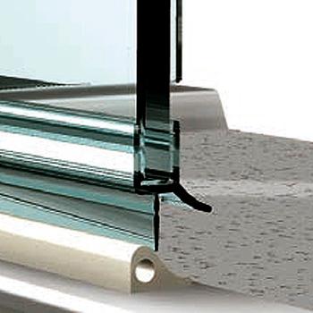 huppe dusche dichtungen. Black Bedroom Furniture Sets. Home Design Ideas